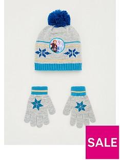 disney-frozen-toddler-girls-frozen-2nbsphat-amp-glove-set-blue