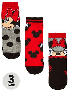 minnie-mouse-girls-3pk-minnie-mouse-socks
