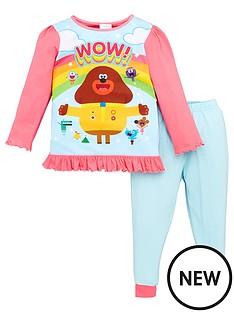 hey-duggee-toddler-girls-rainbow-wow-pyjamas-multi