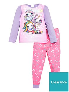 poopsie-toddler-girls-unicorn-rainbow-pyjamas-multi