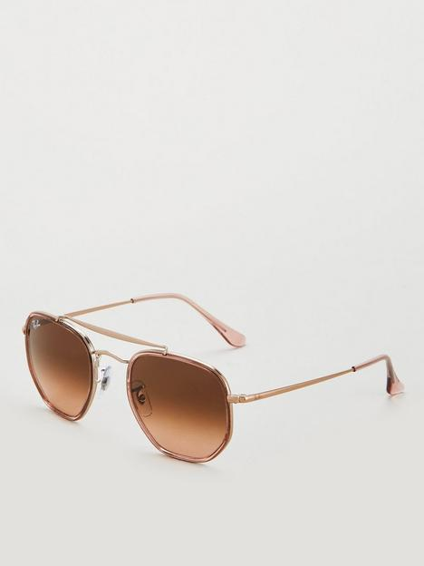 ray-ban-the-marshalnbspround-sunglasses-copper