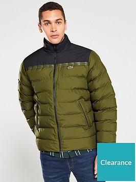 lacoste-padded-jacket-green