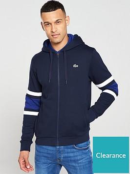 lacoste-sport-arm-panel-hoodie-navy