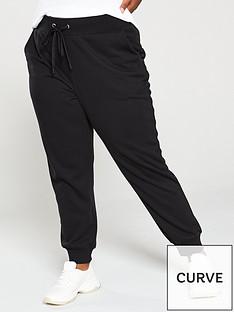 v-by-very-curve-valuenbspskinny-joggers-black