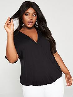 v-by-very-curve-valuenbspjersey-wrap-top-black