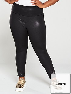 v-by-very-curve-wet-look-legging-black