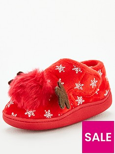 v-by-very-christmas-reindeer-slippers-red