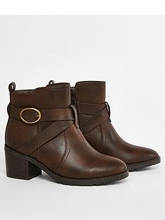 evans-wide-fit-amore-heeled-ankle-boots-brown