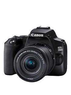 canon-eos-250d-slr-cameranbsp--241mp-3-inch-lcd-display-4k-fhd-wifi-black