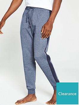 very-man-contrast-jogger-blue
