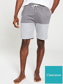 very-man-contrast-jog-shorts-greycharcoal