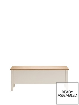 julian-bowen-davenportnbspsolid-wood-and-oak-veneer-storage-bench