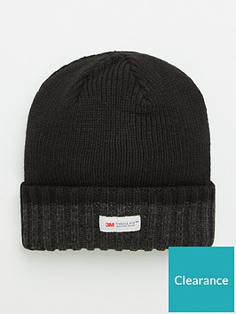 v-by-very-thinsulatetrade-beanie-blackcharcoal