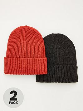 very-man-2pk-coloured-beanie-hats