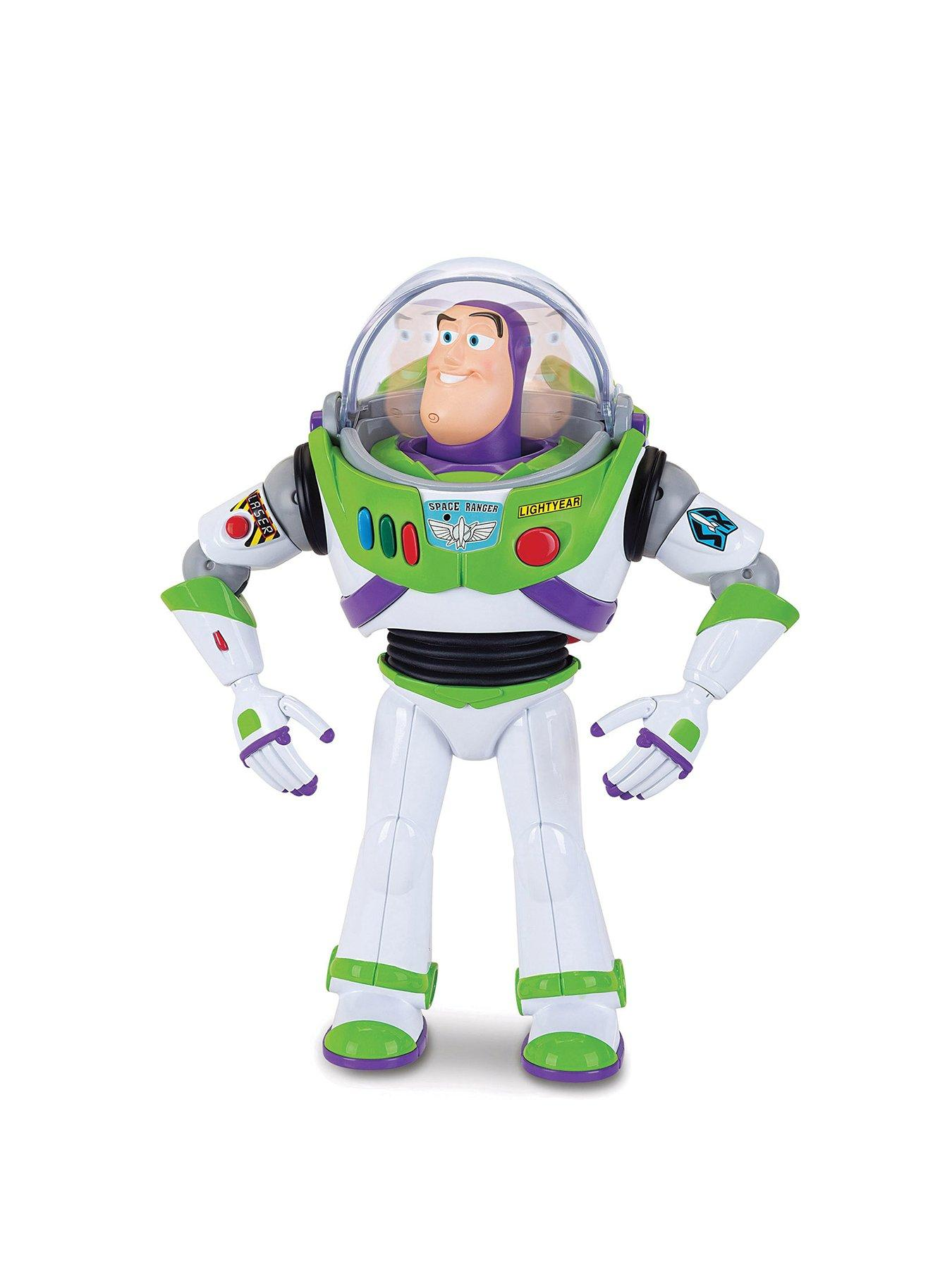 Toy Story 4 Buzz Lightyear Interactive Talking Action Figure NEW