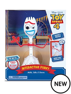 toy-story-forkynbspwith-interactive-walking-talking-and-dancing-10-inchnbsptalking-action-figure