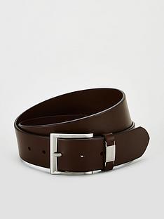 boss-leather-belt-dark-brown