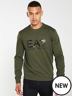 ea7-emporio-armani-logo-series-holographic-sweatshirt-khaki