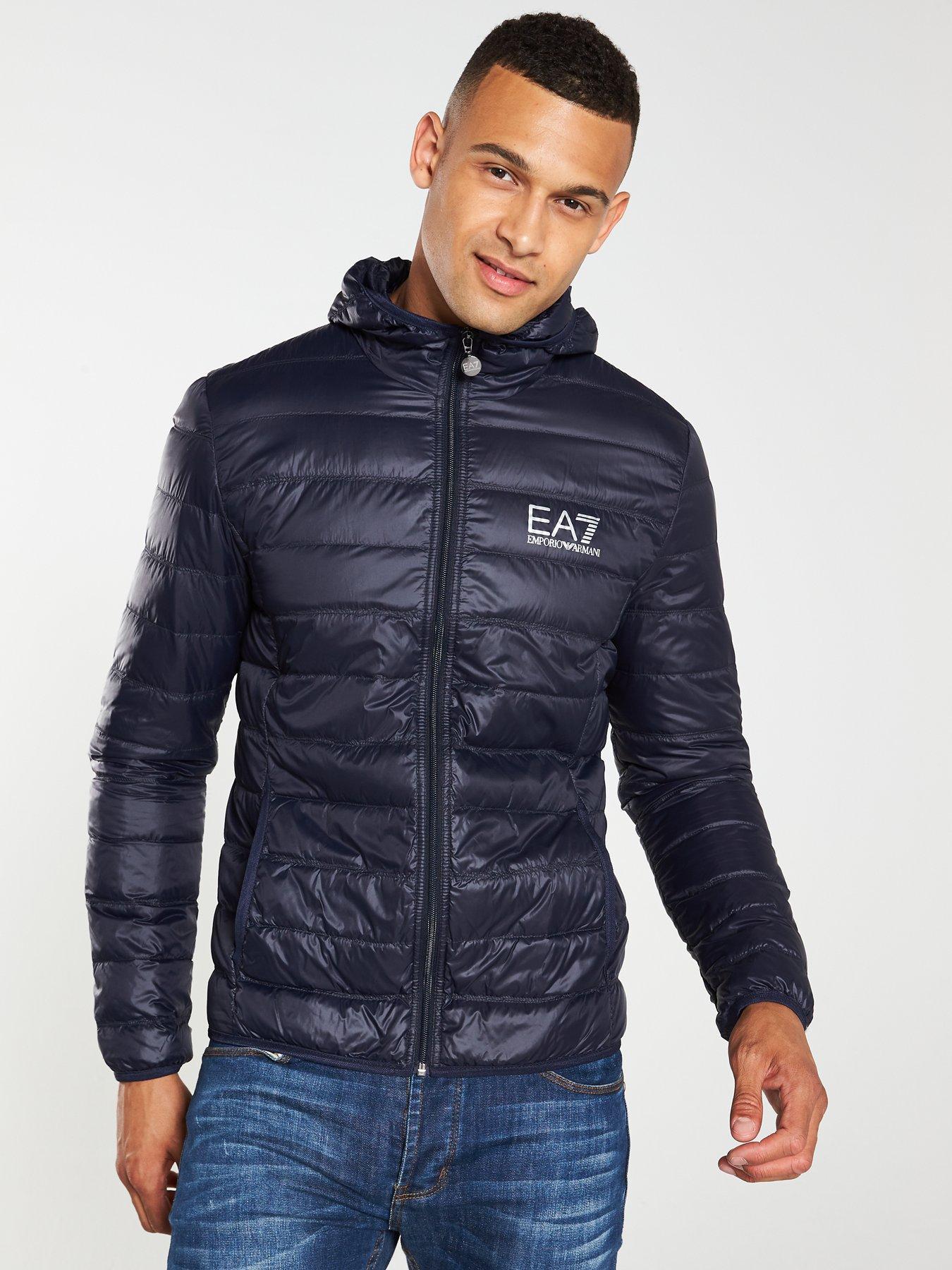 EA7 Ventus 7 T-Suit Full-Zip surv/êtement pour Hommes