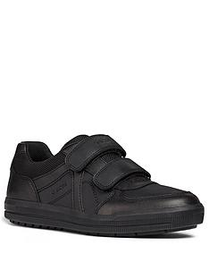 geox-arzach-leather-strap-school-shoes-black