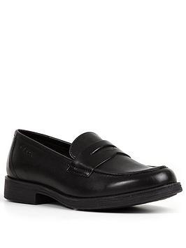 geox-agata-leather-school-loafers-black