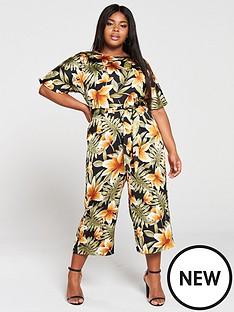 ax-paris-curve-floral-jumpsuit