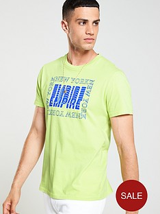 v-by-very-empire-t-shirt-green