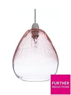 bella-crackle-glass-easy-fit-lightshade