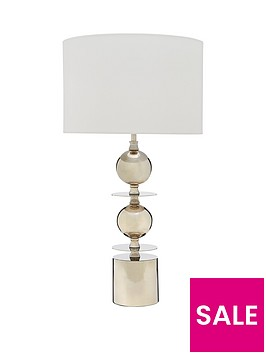 stacked-ball-and-disc-metal-table-lamp