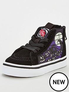 vans-toddler-sk8-hi-zip-nightmare-before-christmas-jacks-lament-shoes-black