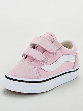 vans-old-skool-toddler-trainers-lilacwhite