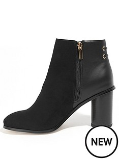 oasis-serena-round-heel-ankle-boots-black