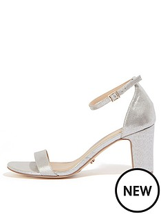 oasis-bridesmaids-two-part-block-heeled-sandals-silver