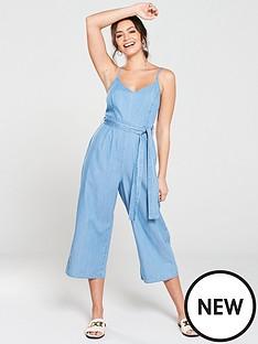 miss-selfridge-culotte-denim-jumpsuit-bluenbsp