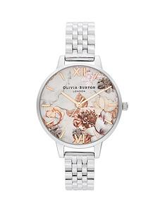 olivia-burton-olivia-burton-marble-florals-and-rose-gold-detail-dail-stainless-steel-bracelet-ladies-watch