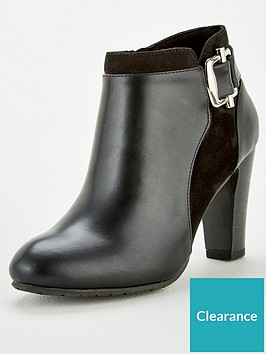wallis-wallis-wide-fit-buckle-detail-sporty-boot