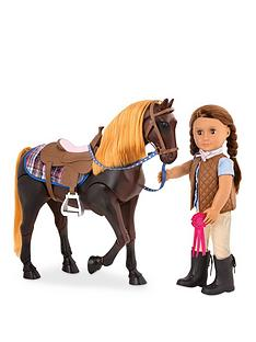 our-generation-thoroughbred-poseable-horse