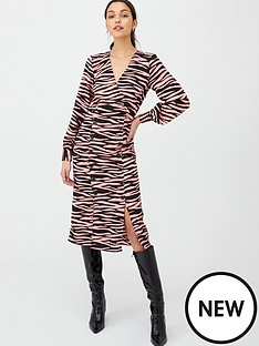 v-by-very-double-button-front-midi-dress-zebra