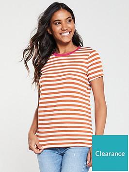 v-by-very-contrast-rib-stripe-t-shirt-pinkorange
