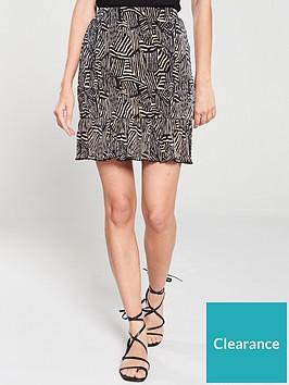 v-by-very-plisse-mini-skirt-leopard