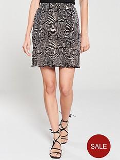 v-by-very-plisse-mini-skirt-leopardnbsp