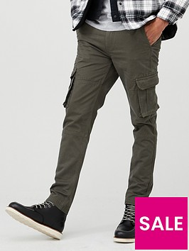 very-man-cargo-trousers-khaki