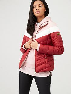 barbour-international-auburn-blocked-quilted-jacket-redpink