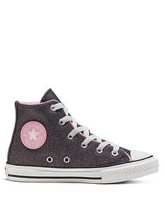 converse-chuck-taylor-all-star-space-star-hi-trainers-silverpink
