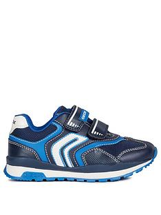 geox-boys-pavel-strap-trainers-blue