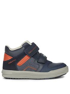 geox-boys-arzach-strap-high-top-trainers-navyred