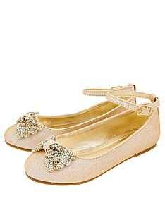 monsoon-lydia-dazzle-bow-ballerina-shoes-gold