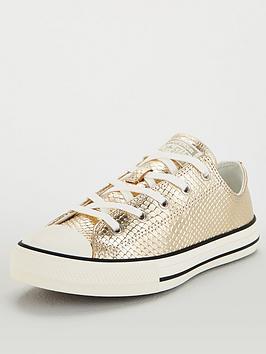 converse-chuck-taylor-all-star-ox-plimsolls-goldwhite