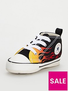converse-chuck-taylor-first-star-hi-tops-blackredyellow