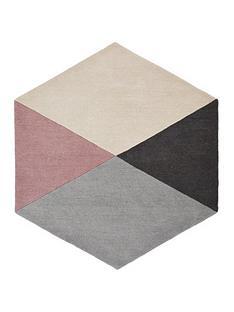 hexagon-rug